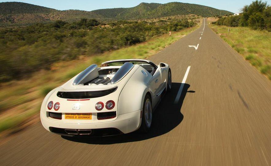 2013 Bugatti Veyron 16.4 Grand Sport Vitesse - Slide 23