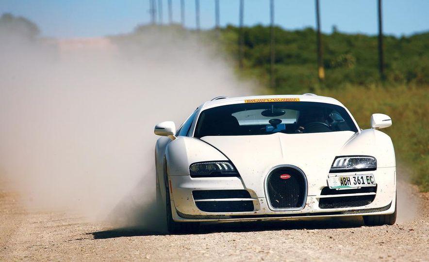 2013 Bugatti Veyron 16.4 Grand Sport Vitesse - Slide 34