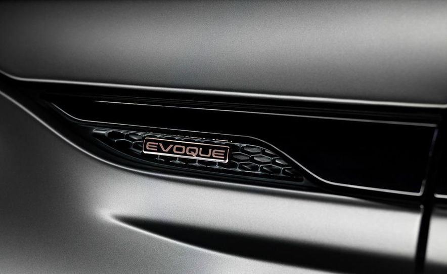 Range Rover Evoque Special Edition with Victoria Beckham - Slide 15