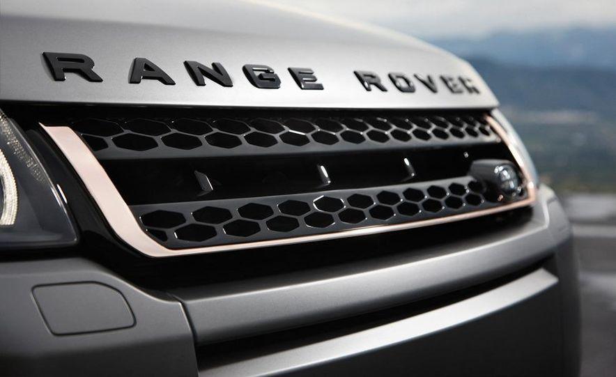 Range Rover Evoque Special Edition with Victoria Beckham - Slide 10
