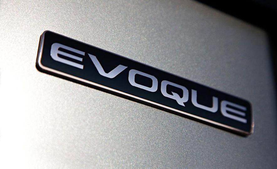 Range Rover Evoque Special Edition with Victoria Beckham - Slide 16
