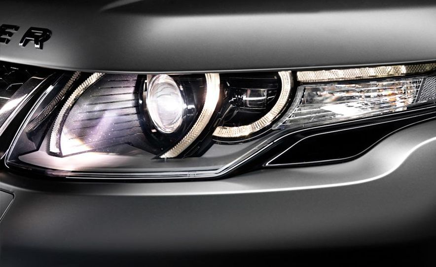 Range Rover Evoque Special Edition with Victoria Beckham - Slide 11