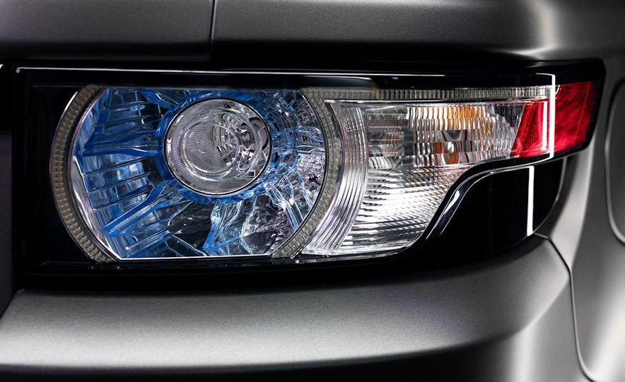 Range Rover Evoque Special Edition with Victoria Beckham - Slide 12