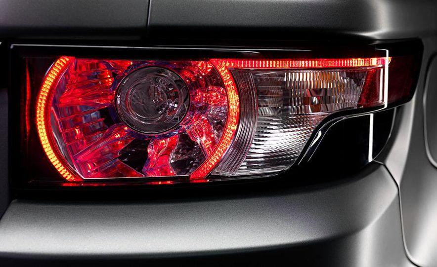 Range Rover Evoque Special Edition with Victoria Beckham - Slide 13