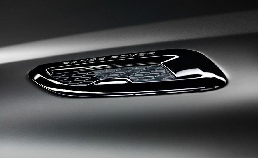 Range Rover Evoque Special Edition with Victoria Beckham - Slide 14