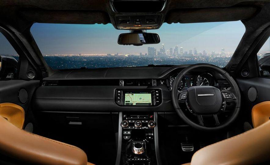 Range Rover Evoque Special Edition with Victoria Beckham - Slide 19