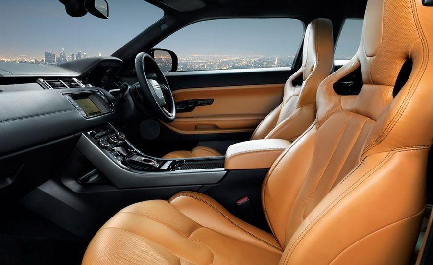 Range Rover Evoque Special Edition with Victoria Beckham - Slide 20