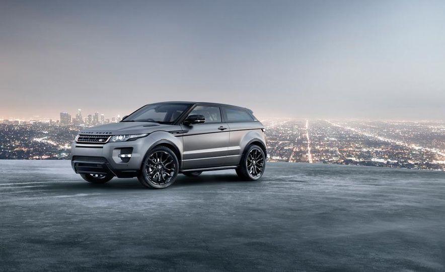 Range Rover Evoque Special Edition with Victoria Beckham - Slide 1