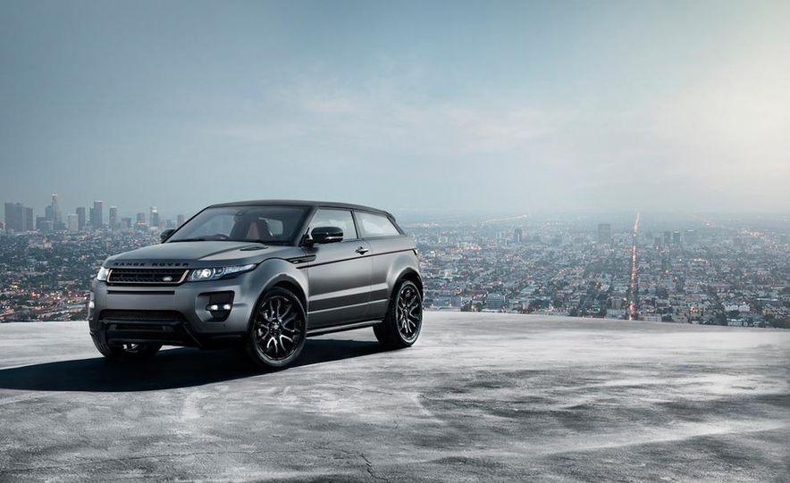 Range Rover Evoque Special Edition with Victoria Beckham - Slide 2