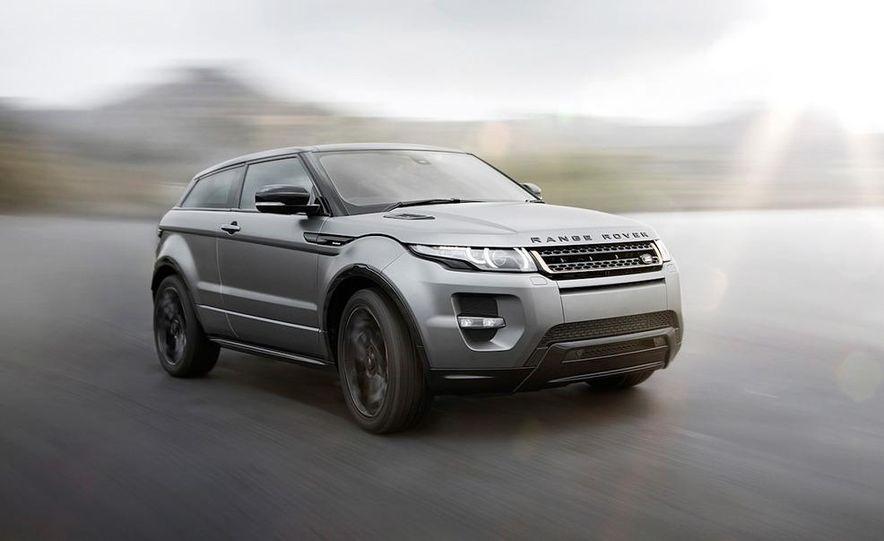 Range Rover Evoque Special Edition with Victoria Beckham - Slide 3