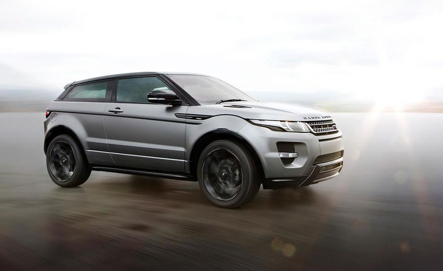 Range Rover Evoque Special Edition with Victoria Beckham - Slide 4