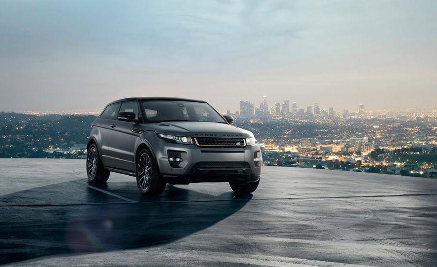 Range Rover Evoque Special Edition with Victoria Beckham - Slide 5
