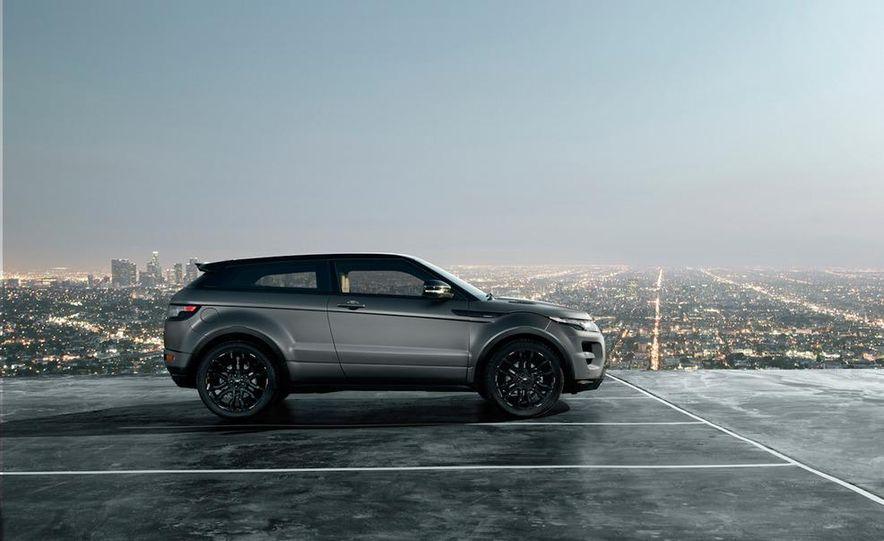 Range Rover Evoque Special Edition with Victoria Beckham - Slide 6