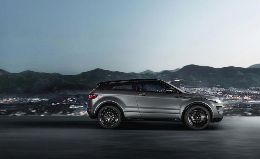 Range Rover Evoque Special Edition with Victoria Beckham - Slide 7