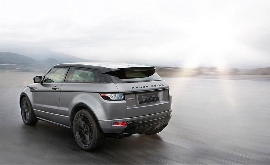 Range Rover Evoque Special Edition with Victoria Beckham - Slide 9