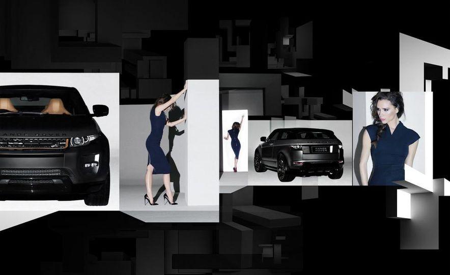Range Rover Evoque Special Edition with Victoria Beckham - Slide 25