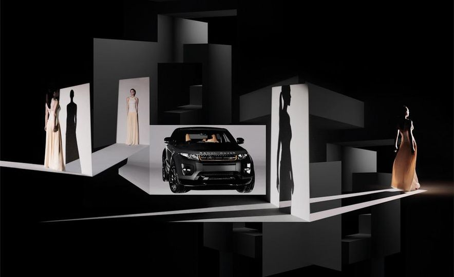 Range Rover Evoque Special Edition with Victoria Beckham - Slide 26