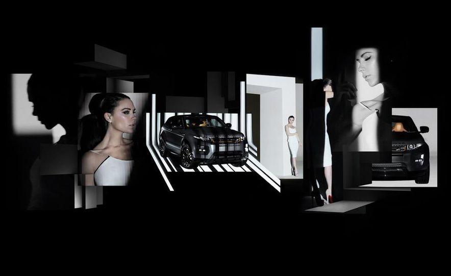 Range Rover Evoque Special Edition with Victoria Beckham - Slide 27