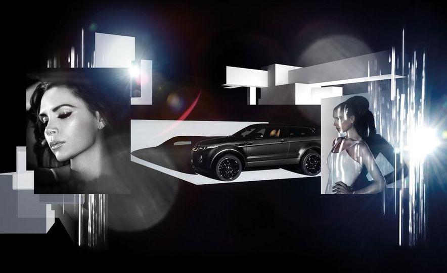 Range Rover Evoque Special Edition with Victoria Beckham - Slide 28