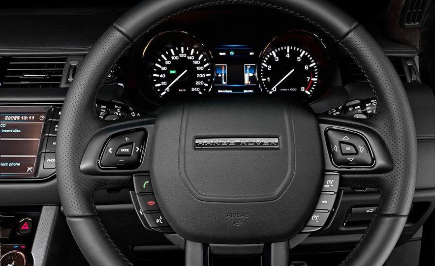 Range Rover Evoque Special Edition with Victoria Beckham - Slide 22