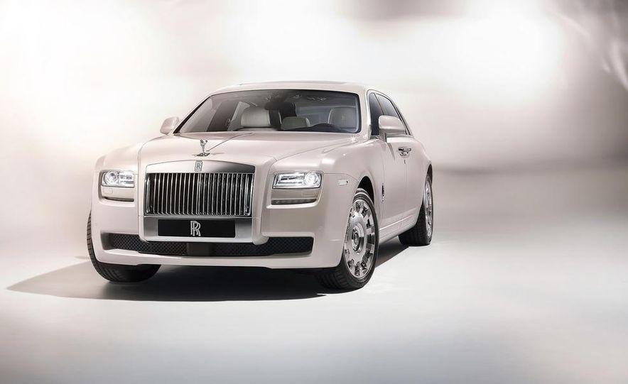 Rolls-Royce Ghost Six Senses concept - Slide 1