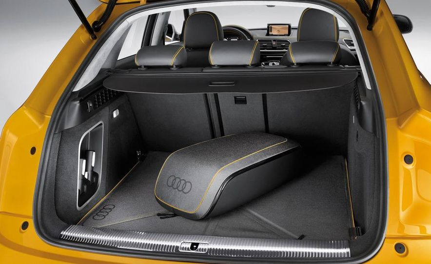 Audi Q3 Jinlong Yufeng concept - Slide 19