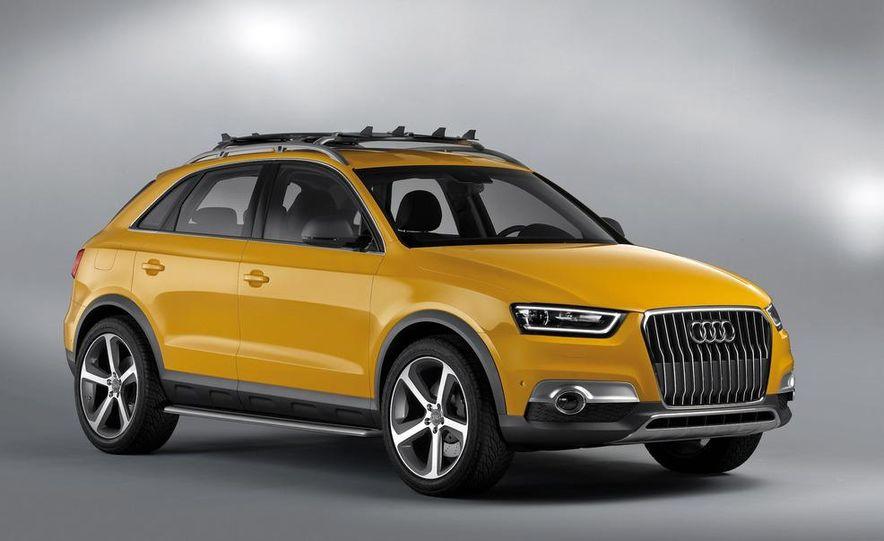Audi Q3 Jinlong Yufeng concept - Slide 1