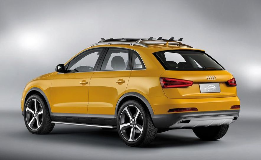 Audi Q3 Jinlong Yufeng concept - Slide 2
