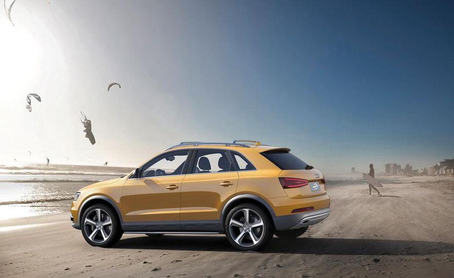 Audi Q3 Jinlong Yufeng concept - Slide 7
