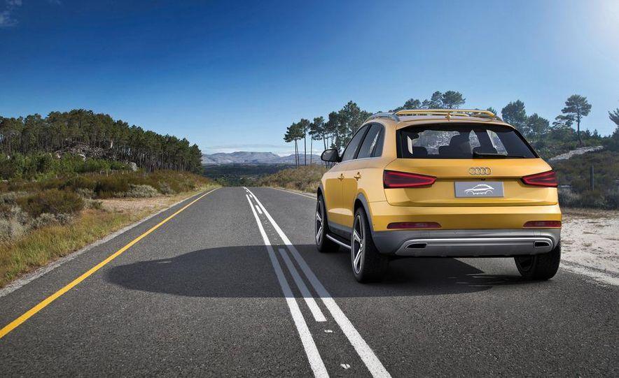Audi Q3 Jinlong Yufeng concept - Slide 9