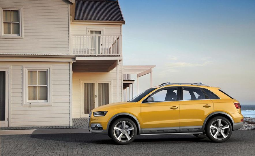 Audi Q3 Jinlong Yufeng concept - Slide 10