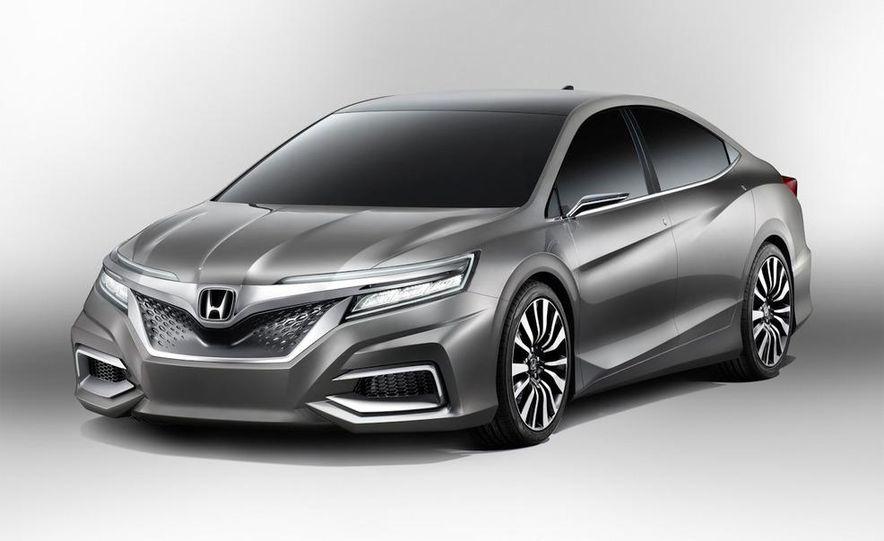 Honda Concept C - Slide 1
