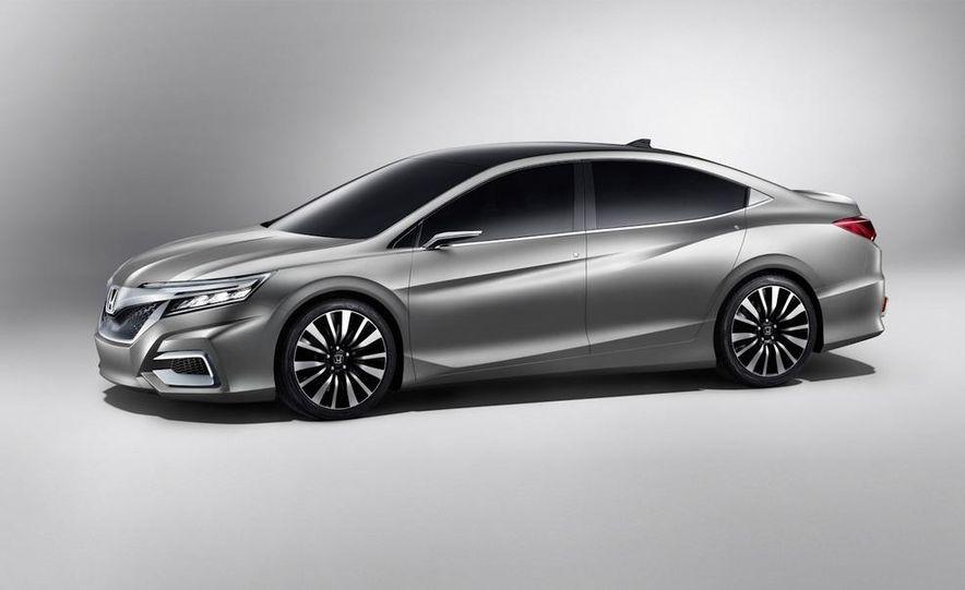 Honda Concept C - Slide 2