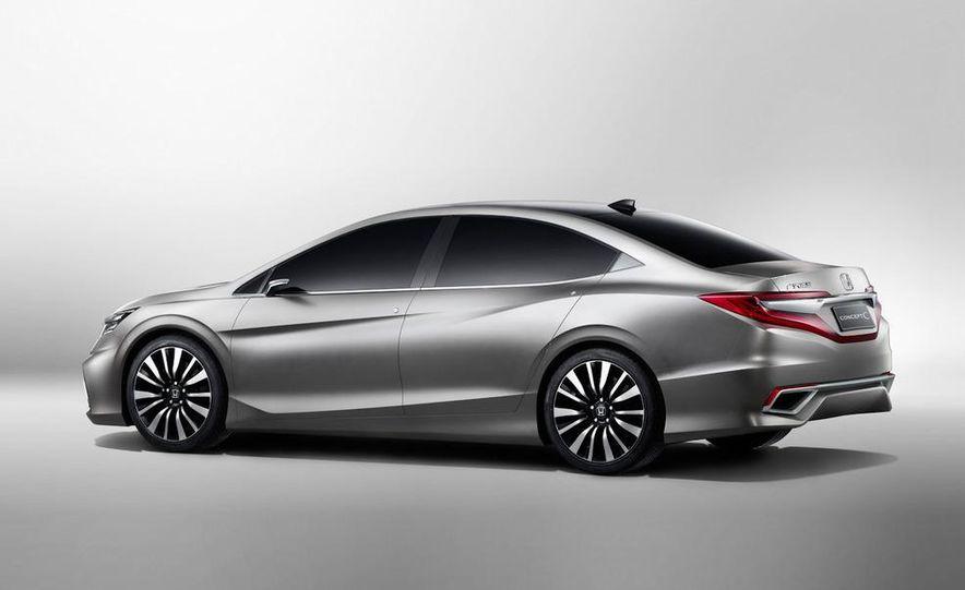 Honda Concept C - Slide 4