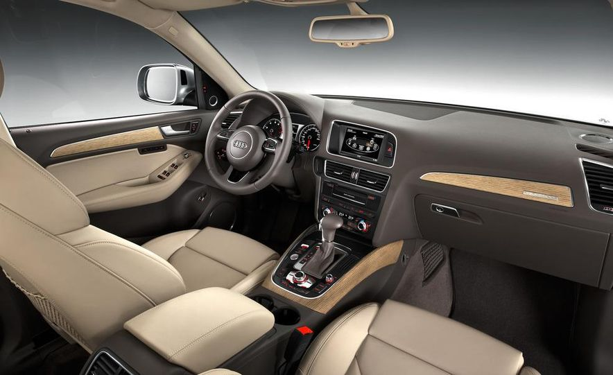 2013 Audi Q5 - Slide 6