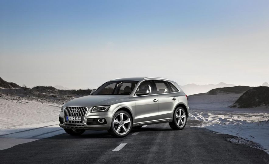2013 Audi Q5 - Slide 2