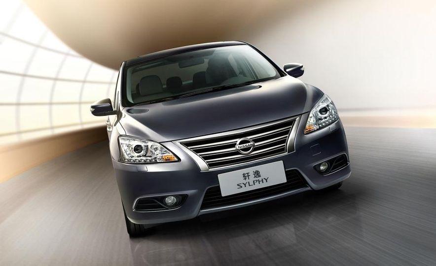 2013 Nissan Sentra - Slide 6