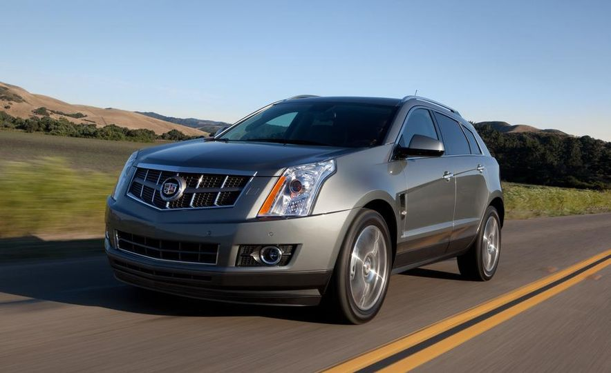 2012 Cadillac SRX 3.6 - Slide 1
