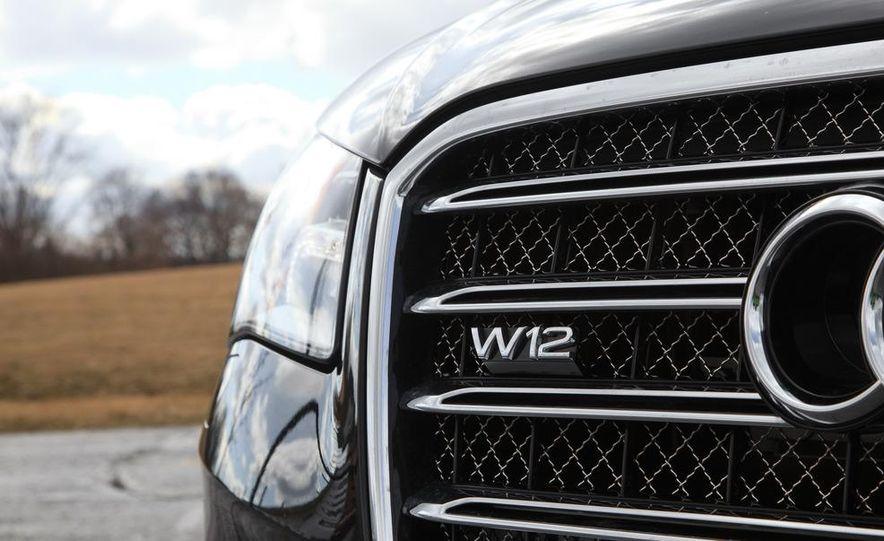 2012 Audi A8L W12 - Slide 12