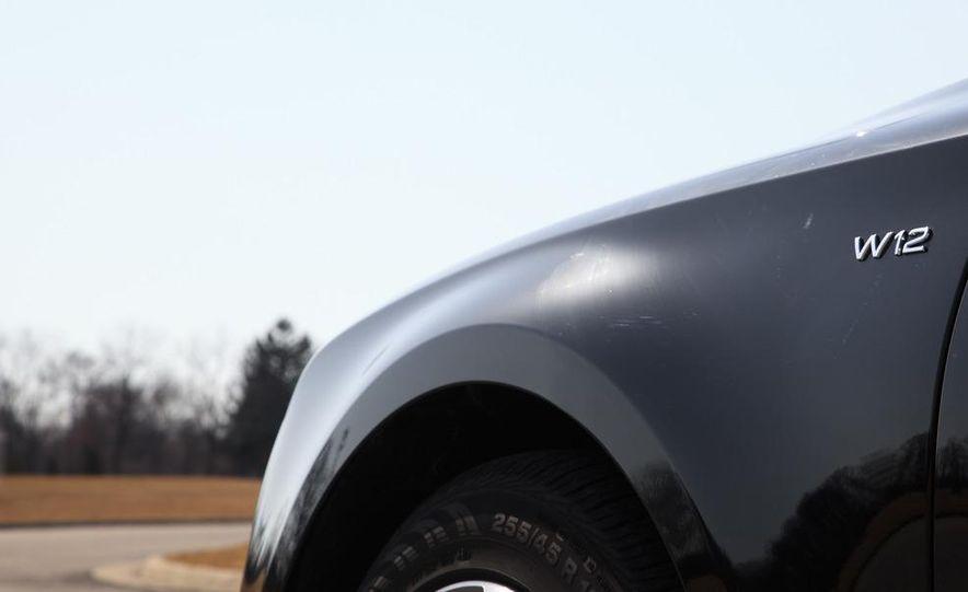 2012 Audi A8L W12 - Slide 9
