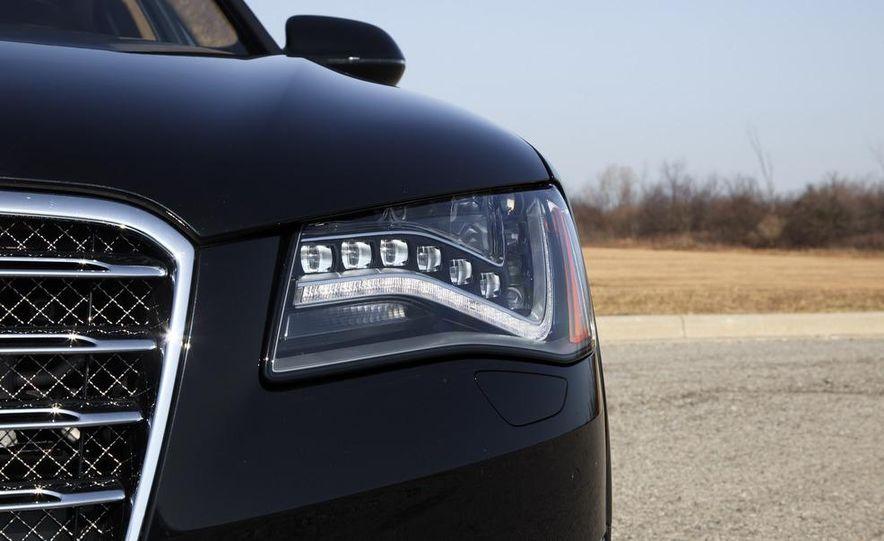 2012 Audi A8L W12 - Slide 8