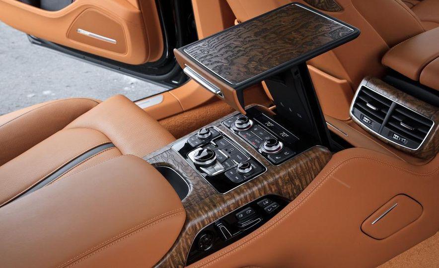 2012 Audi A8L W12 - Slide 20