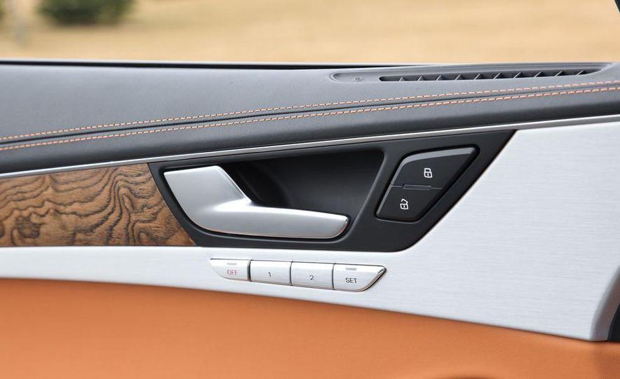2012 Audi A8L W12 - Slide 22