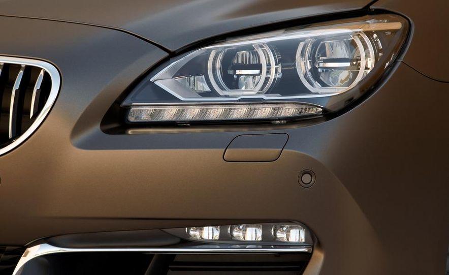 2013 BMW 640i Gran Coupé - Slide 168