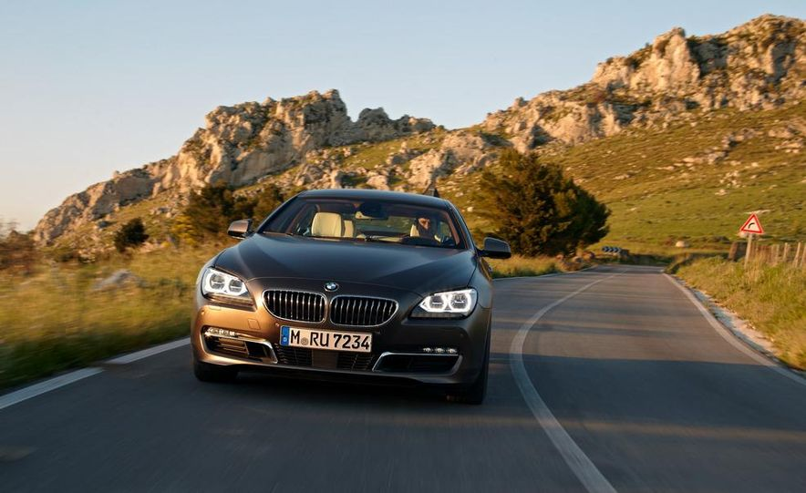 2013 BMW 640i Gran Coupé - Slide 135