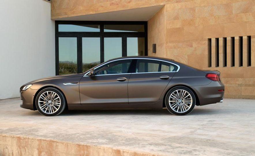 2013 BMW 640i Gran Coupé - Slide 144