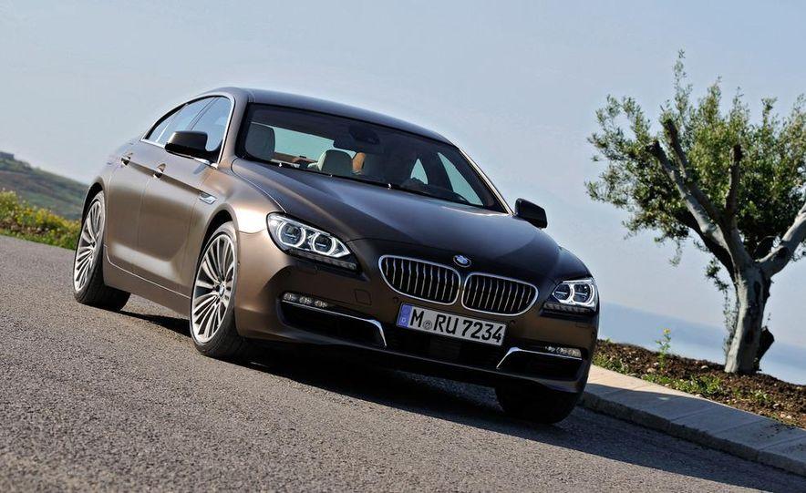 2013 BMW 640i Gran Coupé - Slide 145