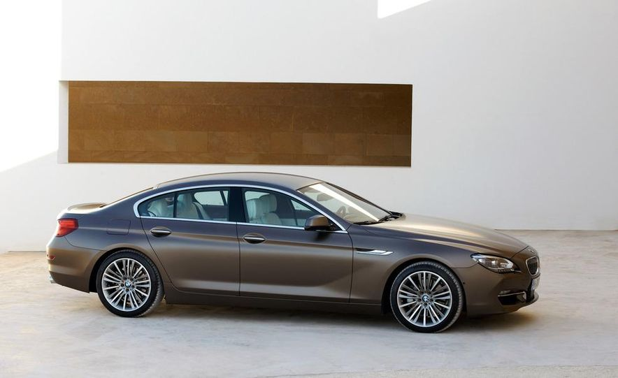 2013 BMW 640i Gran Coupé - Slide 147