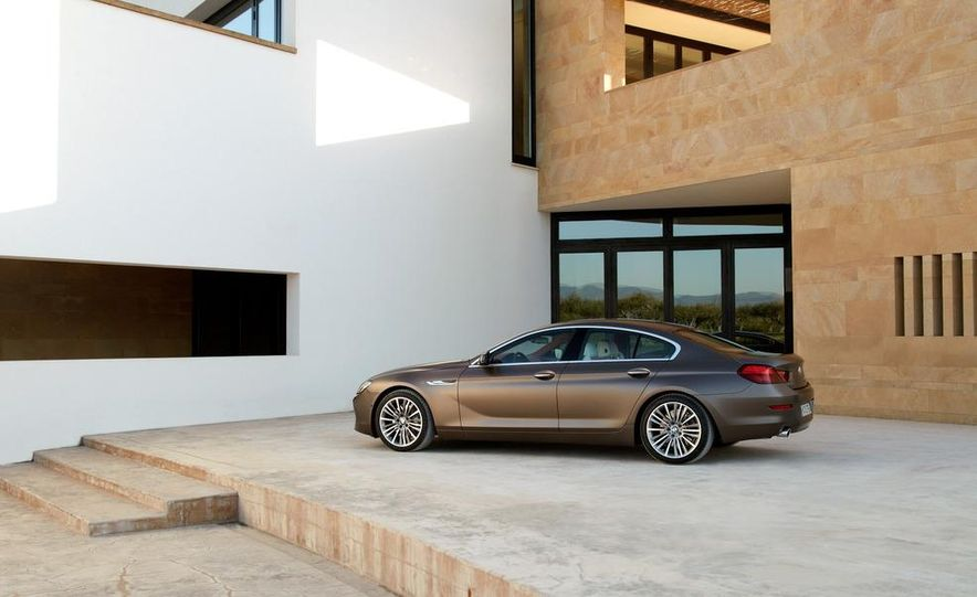 2013 BMW 640i Gran Coupé - Slide 153
