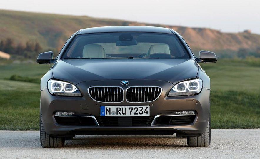 2013 BMW 640i Gran Coupé - Slide 158